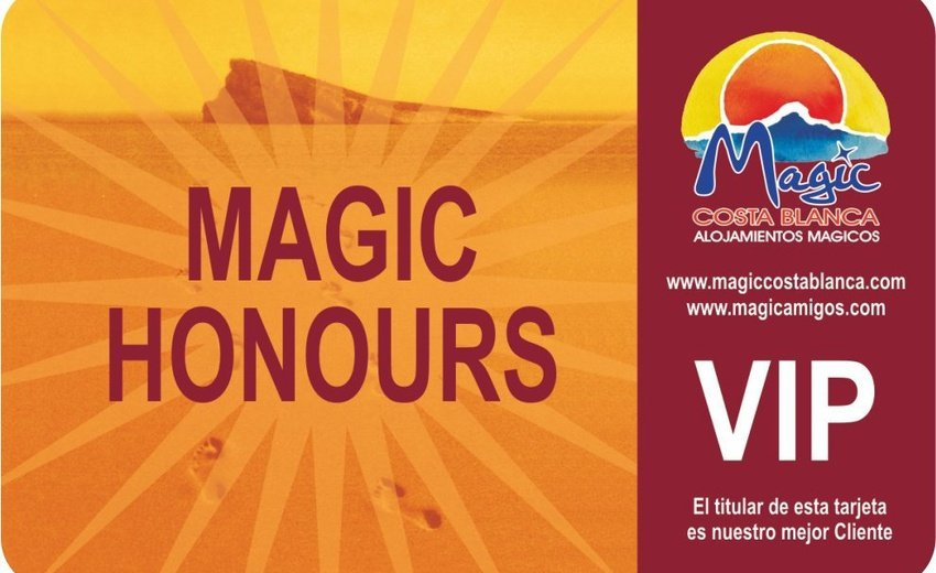 Club VIP 'Magic Honours' Magic Natura Animal, Waterpark & Polynesian Resort Бенидорме
