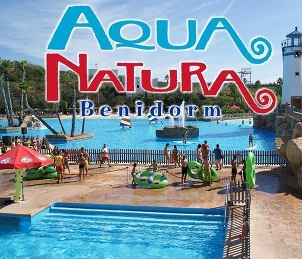 Aqua natura magic natura animal, waterpark resort бенидорме