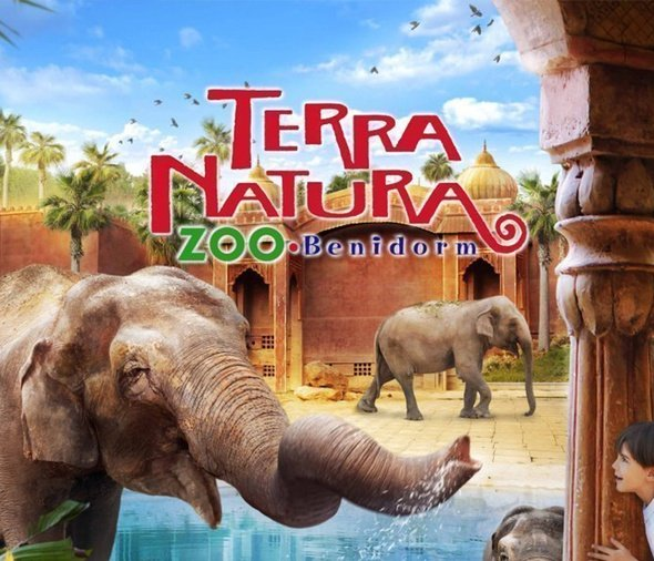 Terra natura magic natura animal, waterpark resort бенидорме