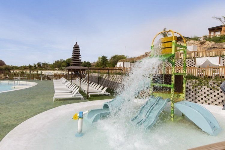 magic natura animal, waterpark resort бенидорме