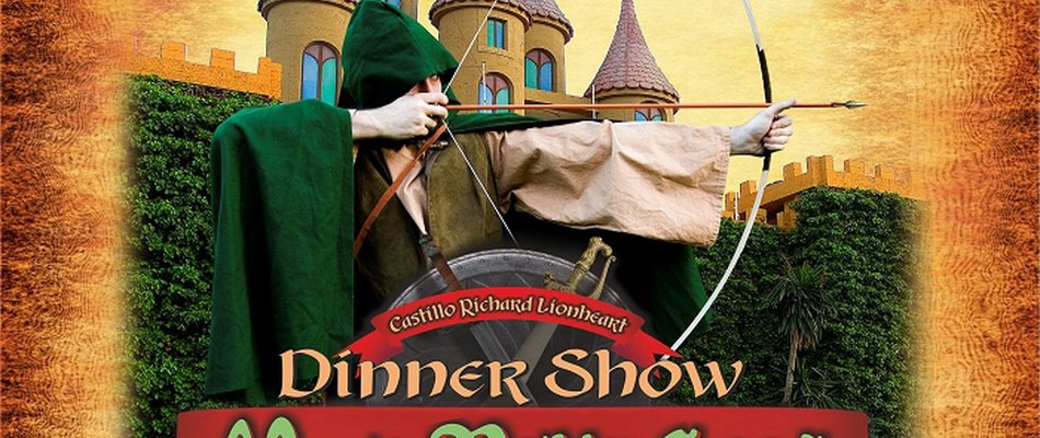 Dinner-Show 'Medieval Challenge' Magic Natura Animal, Waterpark Resort Бенидорме