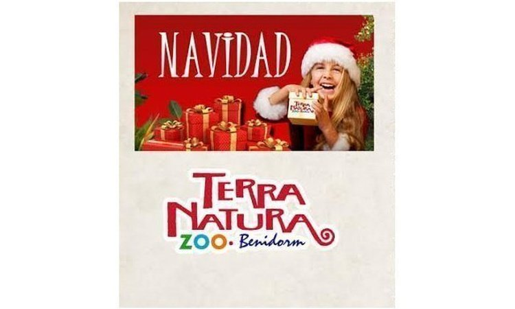 Temporada de Navidad en Terra Natura<br>(21 de Diciembre a 8 de Enero) Magic Natura Animal, Waterpark Resort Бенидорме